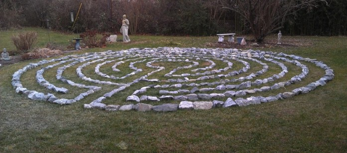 Labyrinth – Thanks Donna and Sam!
